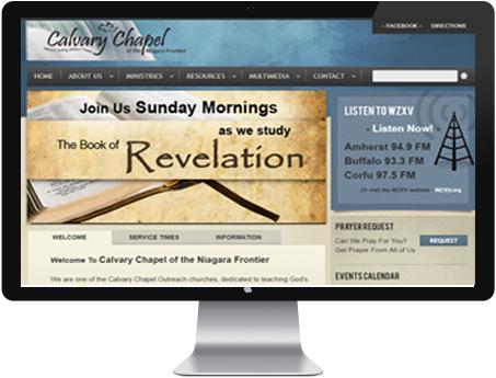 Calvary Chapel Niagara Frontier