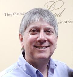 Pastor Mark Siena