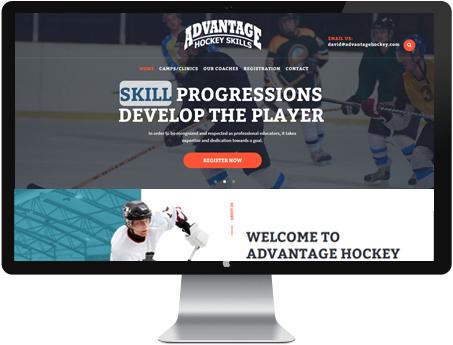 advantage hockey